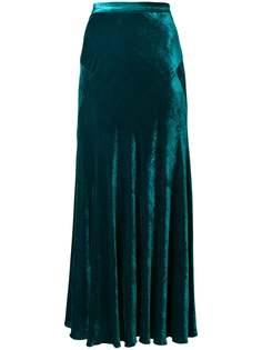 long pleated skirt Etro