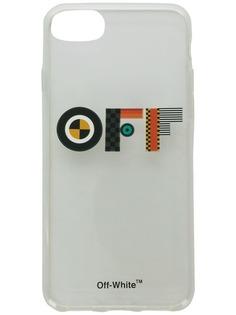 logo Iphone 8 case Off-White