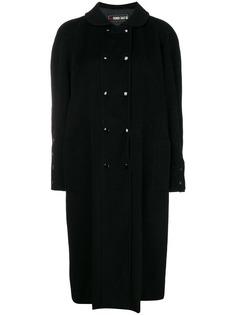пальто с воротником питер пэн Fendi Vintage