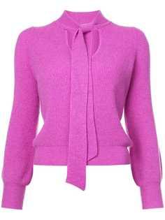 свитер с завязками Co