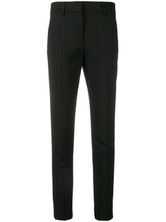 skinny-fit trousers MSGM