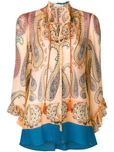 paisley print blouse Etro