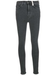 джинсы скинни с завышенной талией Current/Elliott
