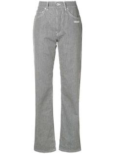 джинсы прямого кроя Off-White