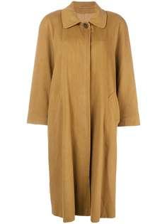 классическое пальто Burberry Vintage