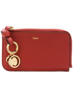 C pendant card holder Chloé