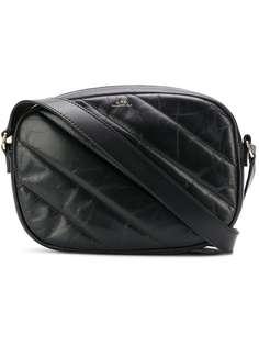 стеганая сумка на плечо A.P.C.