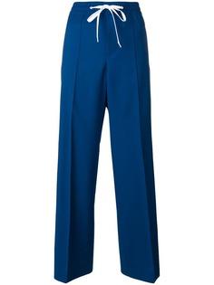 спортивные брюки Miu Miu
