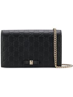 мини-сумка 'Gucci Signature' Gucci