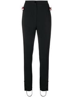 брюки с полосками Dolce & Gabbana