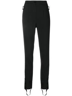 брюки с завышенной талией Dolce & Gabbana