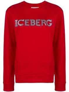 толстовка с логотипом Iceberg
