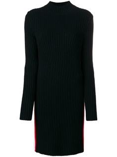 платье поло с полосками сбоку Calvin Klein 205W39nyc