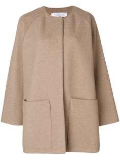 пальто в стиле оверсайз Harris Wharf London