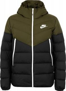 Куртка пуховая мужская Nike Windrunner, размер 50-52