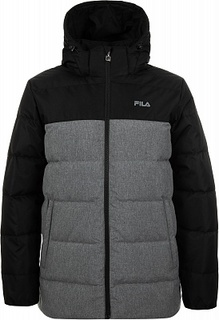 Куртка пуховая мужская Fila, размер 48