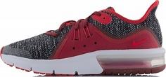 Кроссовки для мальчиков Nike Air Max Sequent 3, размер 38
