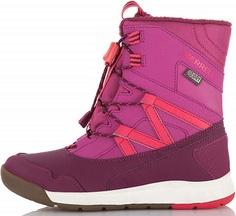 Ботинки утепленные для девочек Merrell M-Snow Crush Wtrpf, размер 33