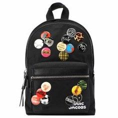 Рюкзак MARC JACOBS M0014185 черный