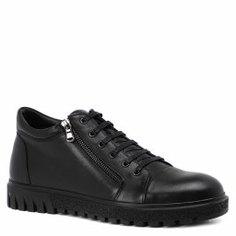 Ботинки ABRICOT H002C-31 черный