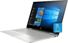 "Ноутбук-трансформер HP Envy x360 15-cn0015ur, 15.6"", Intel Core i5 8250U 1.6ГГц, 8Гб, 256Гб SSD, nVidia GeForce Mx150 - 4096 Мб, Windows 10, 4GR19EA, серебристый"