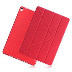 """Чехол для планшета BoraSCO, красный, для Apple iPad Pro 2017 10.5"""" [34507] Noname"""