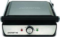 Электрогриль POLARIS PGP 0302, черный