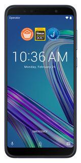 "Смартфон Asus ZenFone Max Pro M1 ZB602KL 128Gb черный 3G 4G 2Sim 6"" 1080x2160 And8.1 13Mpix 802.11bg"