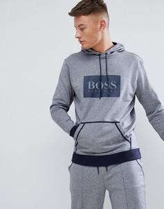 Худи BOSS Heritage - Серый