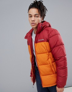 Красная куртка с капюшоном Columbia Pike Lake - Красный