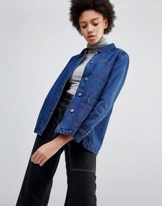 Джинсовая куртка Parka London Grace - Темно-синий