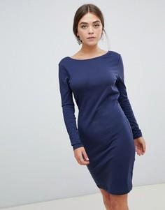 Платье Moves By Minimum - Темно-синий