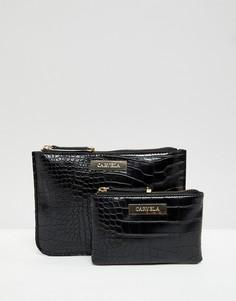 Подарочный набор из 2 кошельков Carvela - Черный