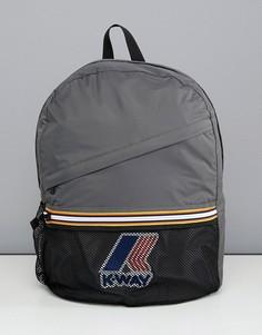 Серая сумка K-Way Le Vrai 3.0 Francois - Серый