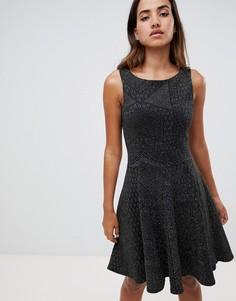 Платье без рукавов Closet London - Черный