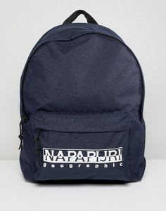 Темно-синий рюкзак Napapijri Hala - Темно-синий