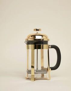 Кофеварка 800 мл с золотистой отделкой Mimo by Premier - Мульти