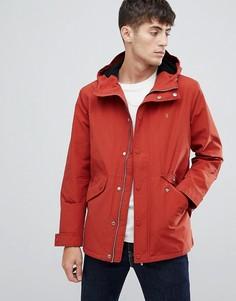 Красная куртка с капюшоном Farah Brodie - Красный