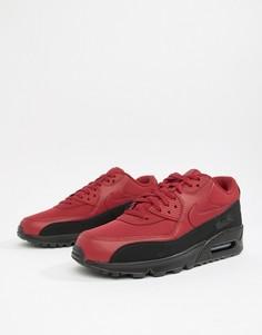 Красные кроссовки Nike Air Max 90 Essential AJ1285-010 - Белый