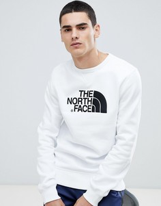 Белый свитшот The North Face Drew Peak - Белый