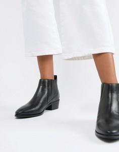 Кожаные ботинки челси Bronx - Черный