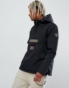 Черная куртка Napapijri Rainforest winter 1 - Черный