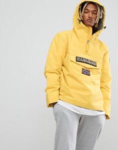 Желтая куртка Napapijri Rainforest winter 1 - Желтый