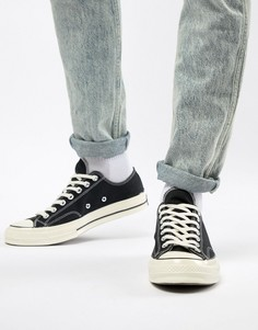 Черные кеды Converse Chuck Taylor All Star 70 Ox 162058C - Черный