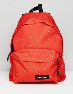Красный рюкзак с подкладкой Eastpak Pakr - Красный