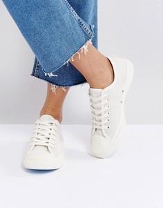 Серые замшевые кроссовки Converse Jack Purcell - Серый