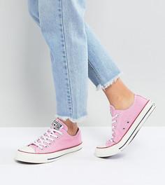 Розовые кроссовки Converse Chuck Taylor All Star Ox - Розовый