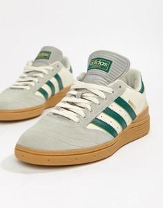 Серые кроссовки adidas Originals Busenitz B22769 - Серый