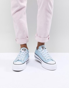 Синие кроссовки Converse Chuck Taylor All Star - Синий