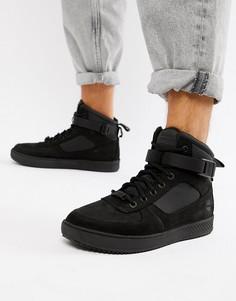 Черные ботинки чукка Timberland City Roam - Черный